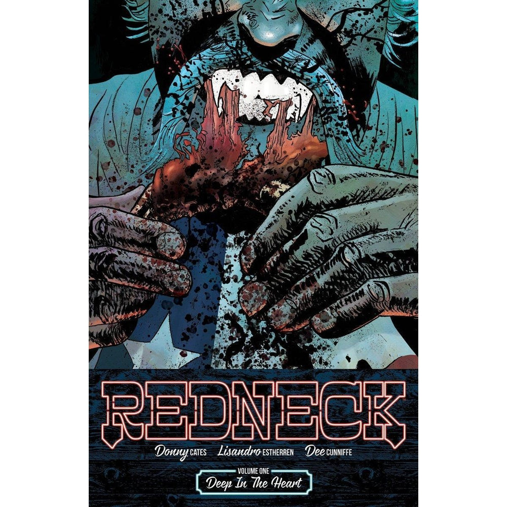 Redneck TP Vol 01 Deep In The Heart-Georgetown Comics