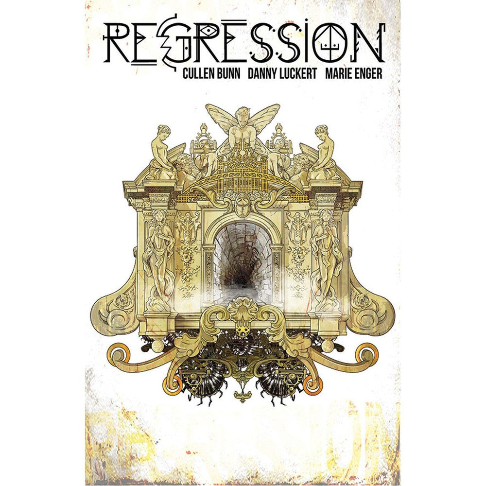 Regression #2-Georgetown Comics