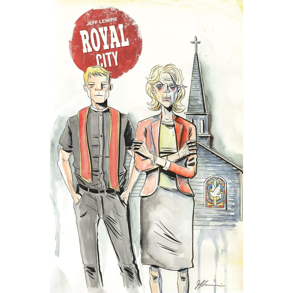 Royal City #4-Georgetown Comics