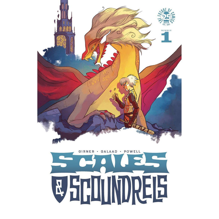 Scales & Scoundrels #1-Georgetown Comics