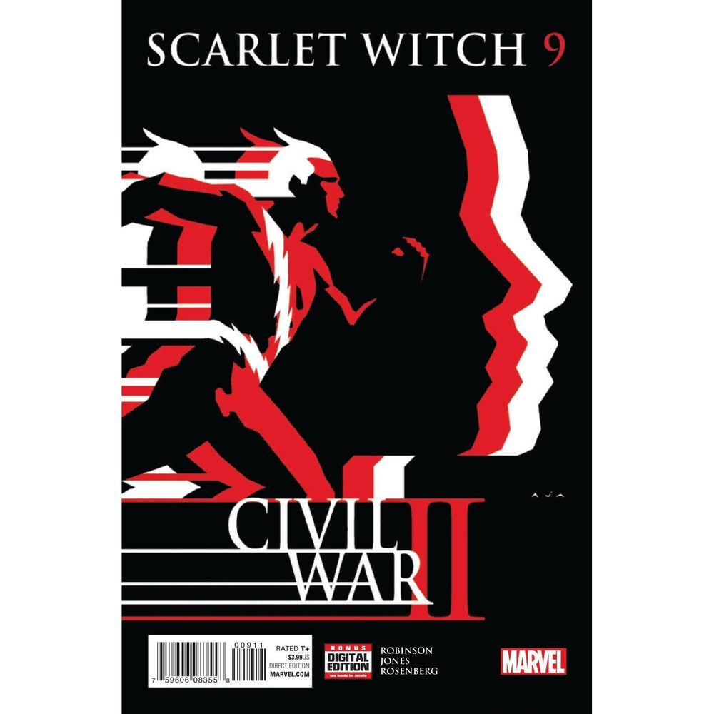 Scarlet Witch #9-Georgetown Comics