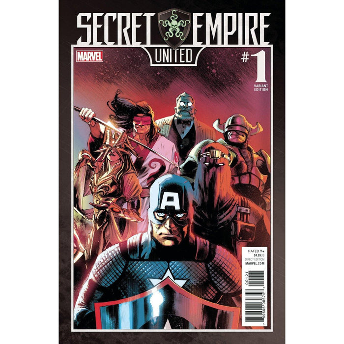 Secret Empire United #1 Albuquerque Var SE-Georgetown Comics