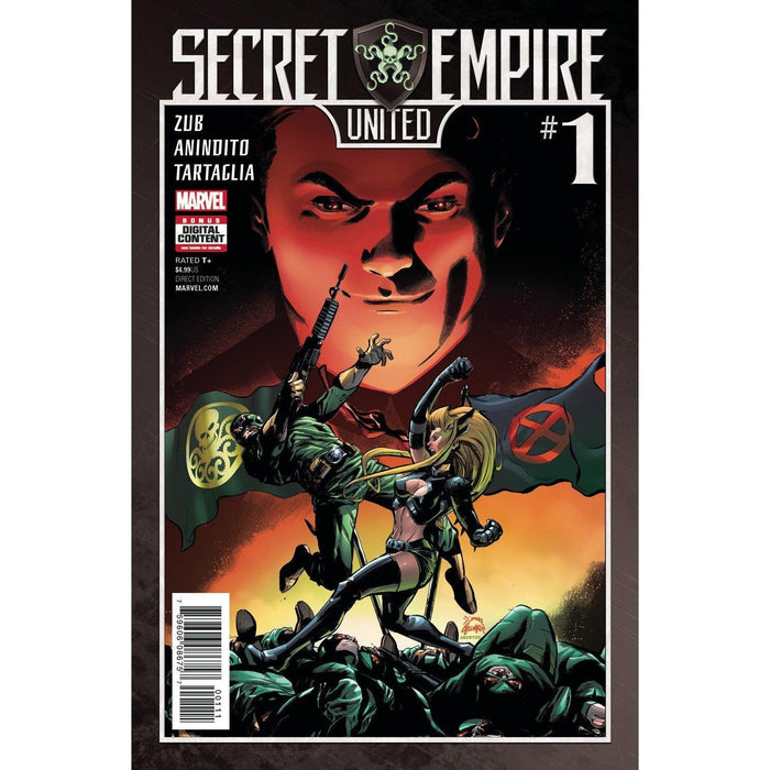 Secret Empire United #1 SE-Georgetown Comics