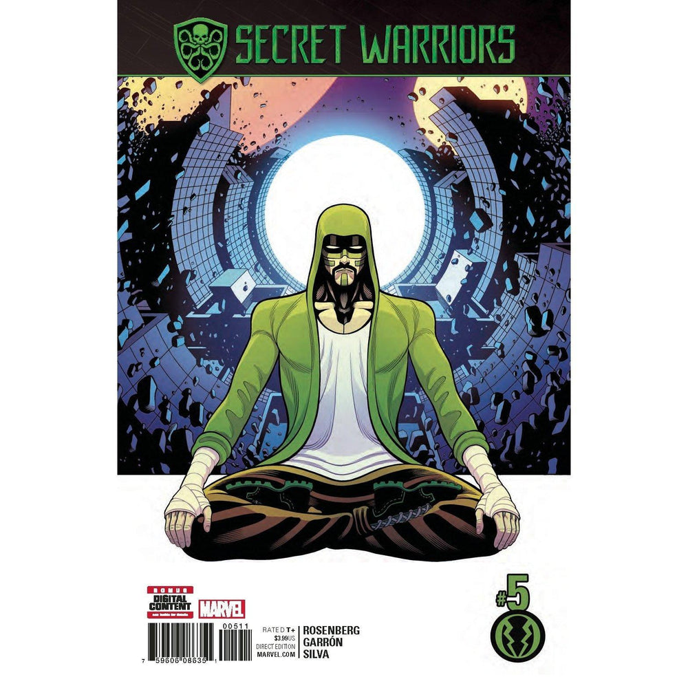 Secret Warriors #5-Georgetown Comics