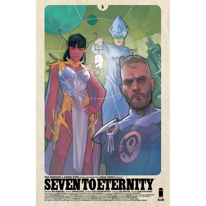Seven To Eternity #5 Cvr B Noto-Georgetown Comics