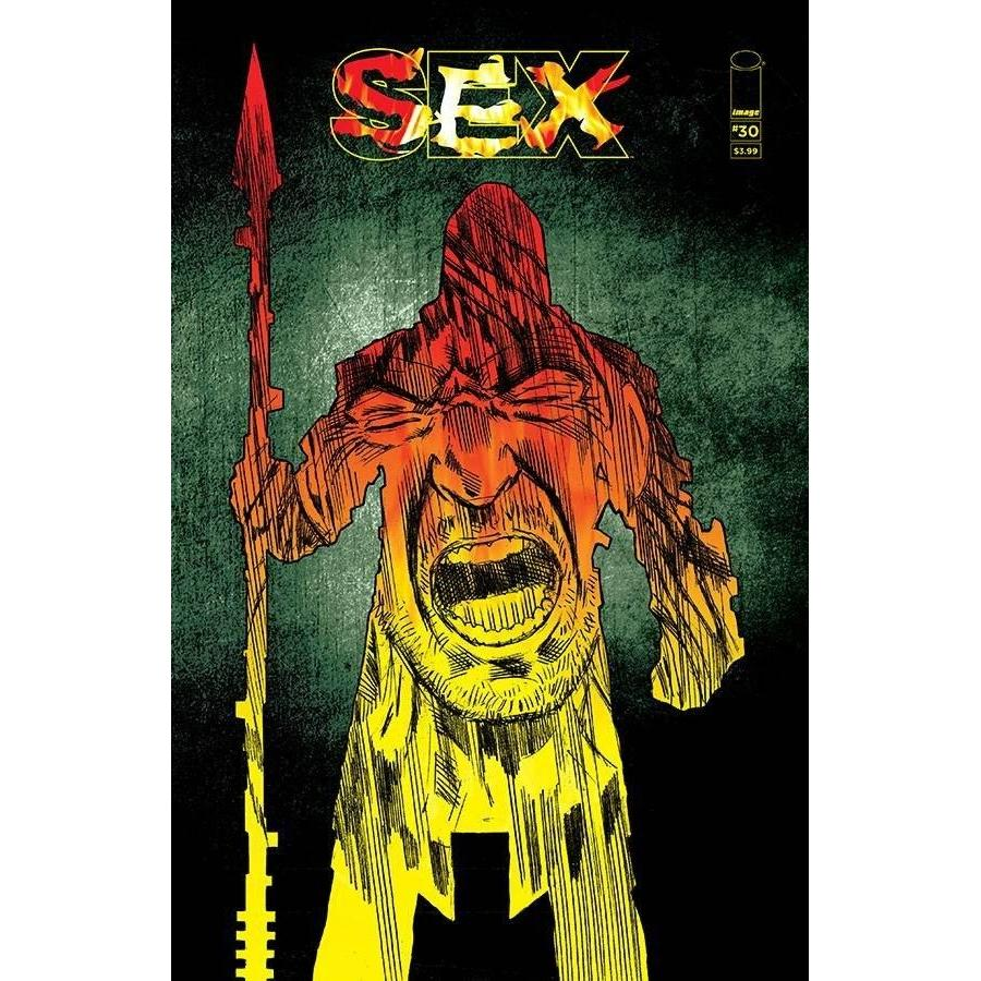 Sex #30-Georgetown Comics