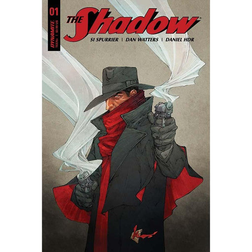 Shadow #1 Cvr A Rocafort-Georgetown Comics