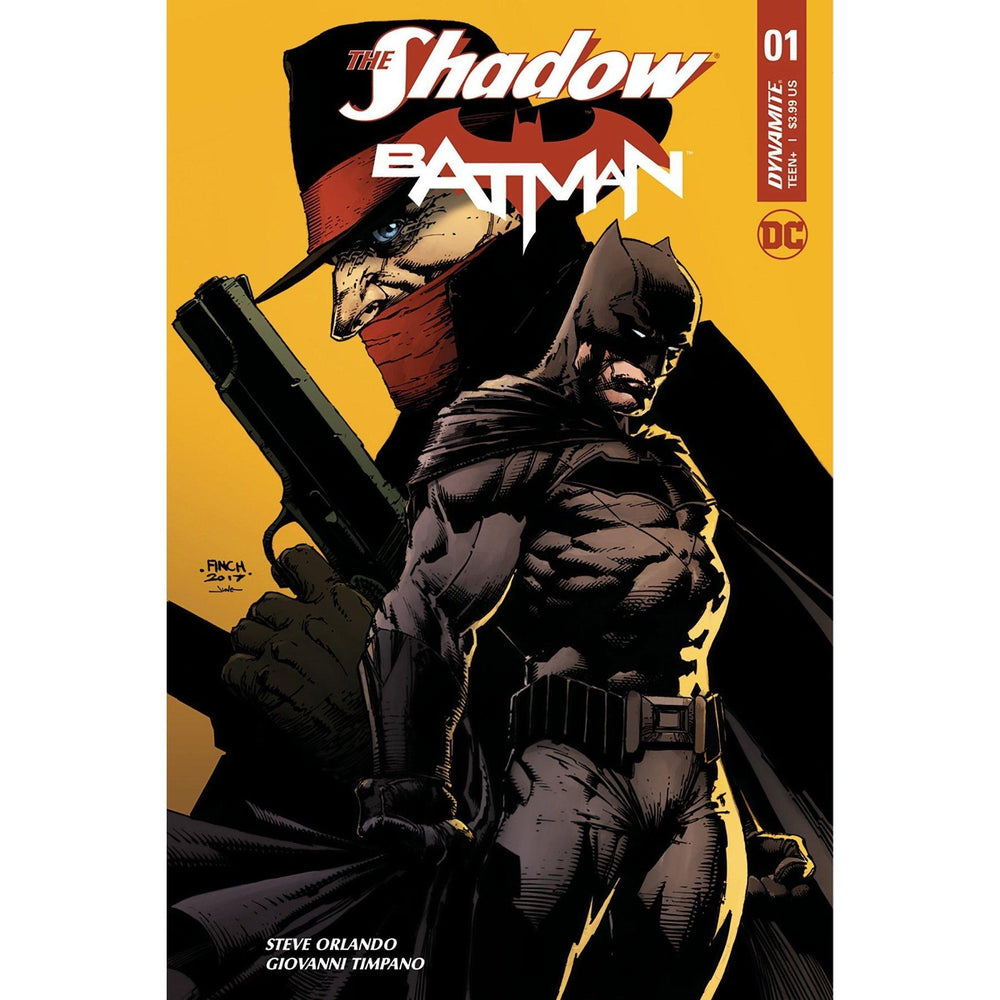 Shadow Batman #1 Cvr A Finch-Georgetown Comics