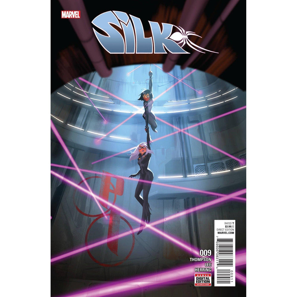 Silk #9-Georgetown Comics