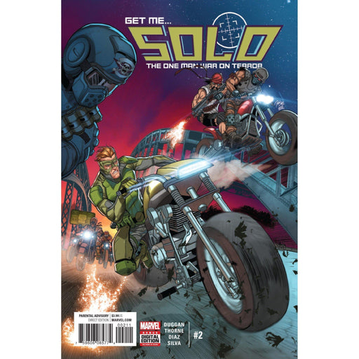 Solo #2-Georgetown Comics
