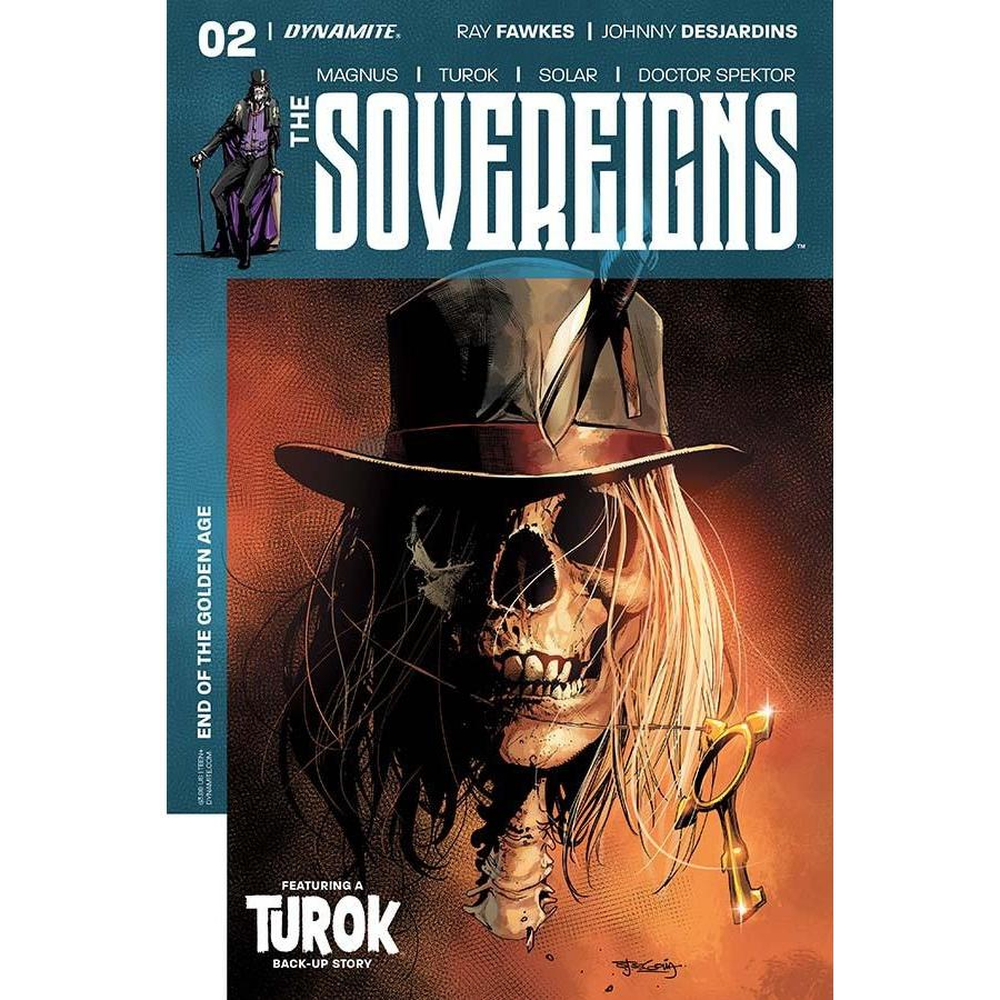 Sovereigns #2 Cvr A Segovia-Georgetown Comics