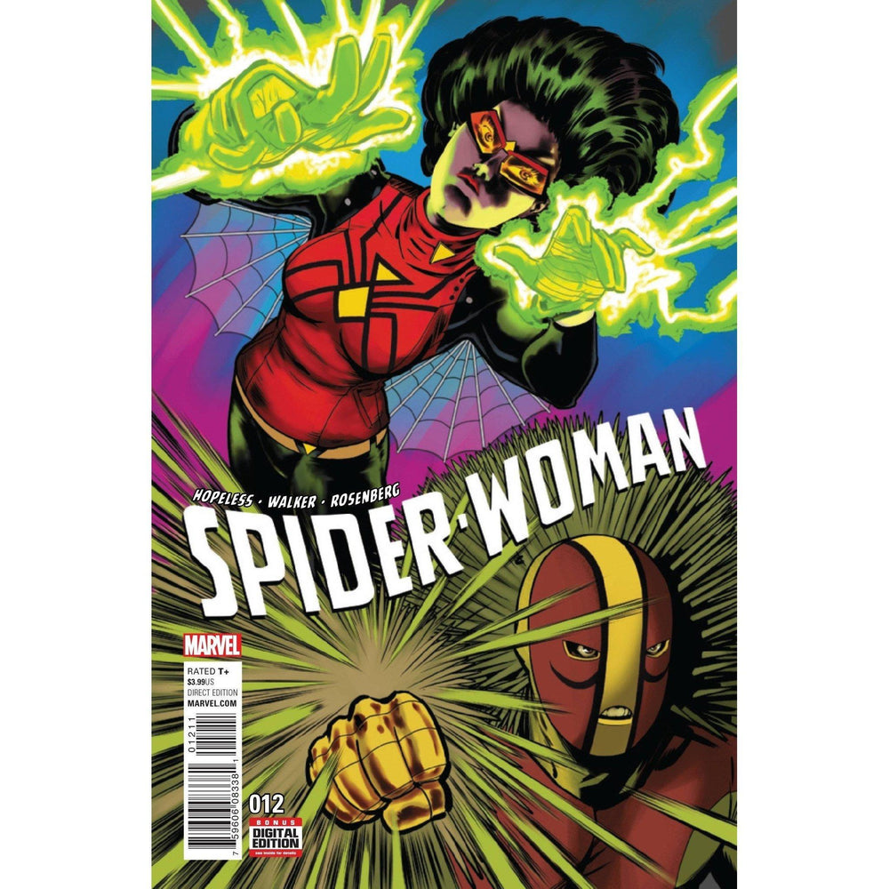 Spider-Woman #12-Georgetown Comics