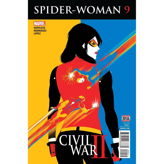 Spider-Woman #9-Georgetown Comics
