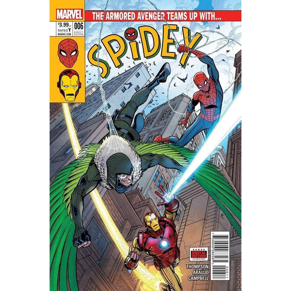 Spidey #6-Georgetown Comics