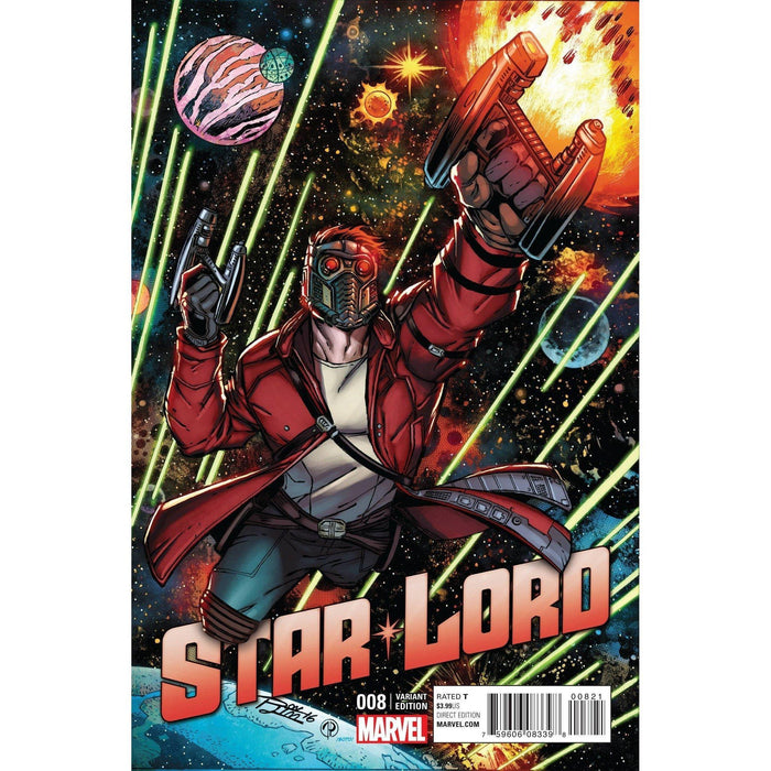 Star-Lord #8 Lim Variant-Georgetown Comics