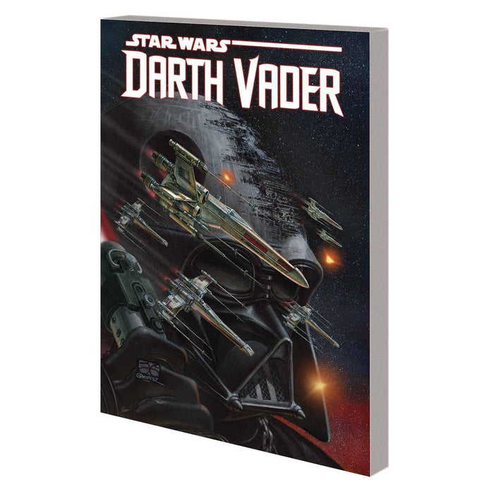 Star Wars Darth Vader TP Vol 04 End of Games-Georgetown Comics