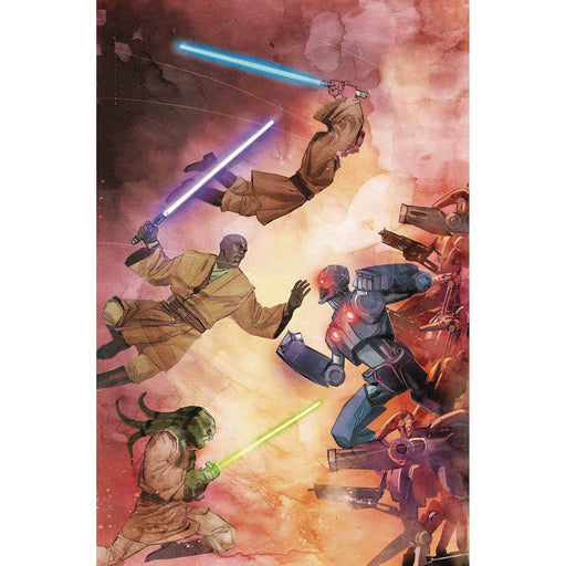 Star Wars Jedi Republic Mace Windu #5 (Of 5)-Georgetown Comics