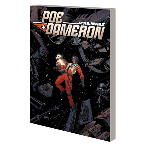Star Wars Poe Dameron TP Vol 04 Legend Found-Georgetown Comics