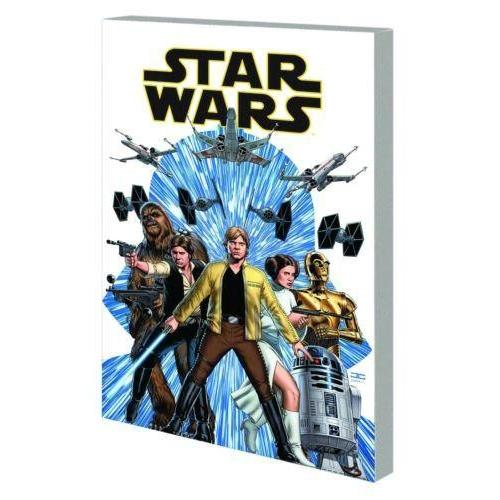 Star Wars TP Vol 01 Skywalker Strikes-Georgetown Comics