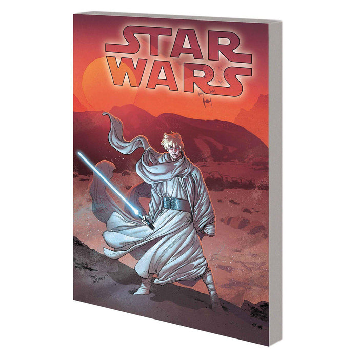 Star Wars TP Vol 07 Ashes Of Jedha-Georgetown Comics