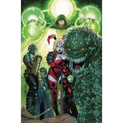 Suicide Squad TP Vol 03 Burning Down The House (Rebirth)-Georgetown Comics