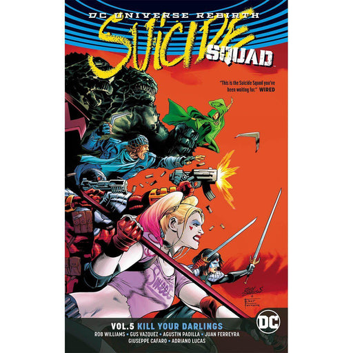 Suicide Squad TP Vol 05 Kill Your Darlings Rebirth-Georgetown Comics