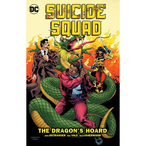 Suicide Squad TP Vol 07 The Dragons Hoard-Georgetown Comics