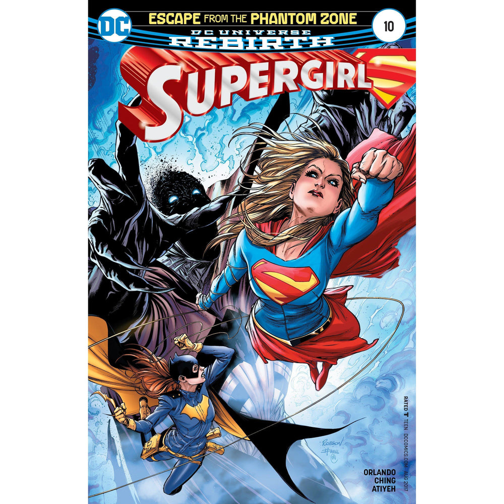 Supergirl #10-Georgetown Comics