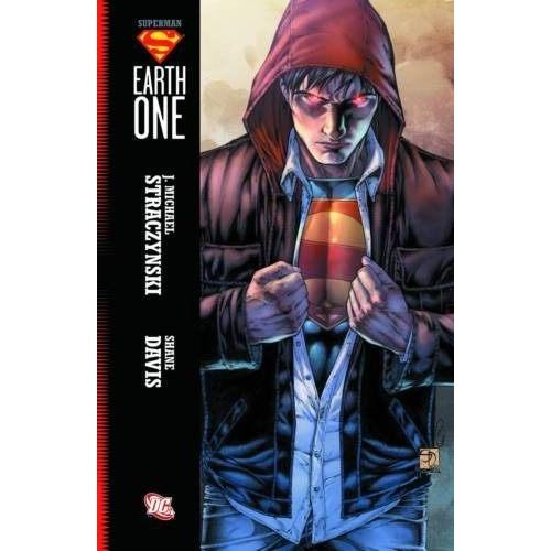 Superman Earth One HC Vol 01-Georgetown Comics