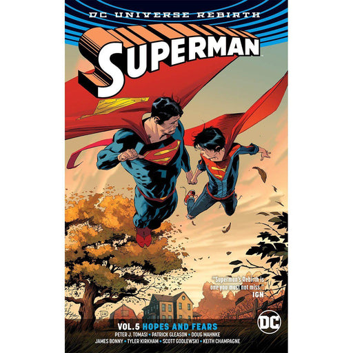Superman TP Vol 05 Hopes And Fears Rebirth-Georgetown Comics