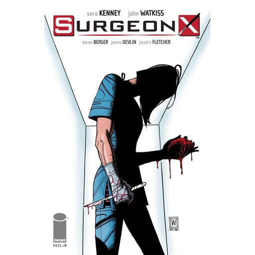 Surgeon X #4-Georgetown Comics