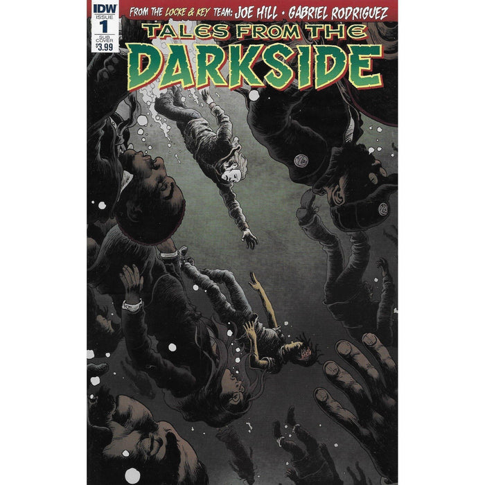 Tales From The Darkside #1 Sub Variant-Georgetown Comics
