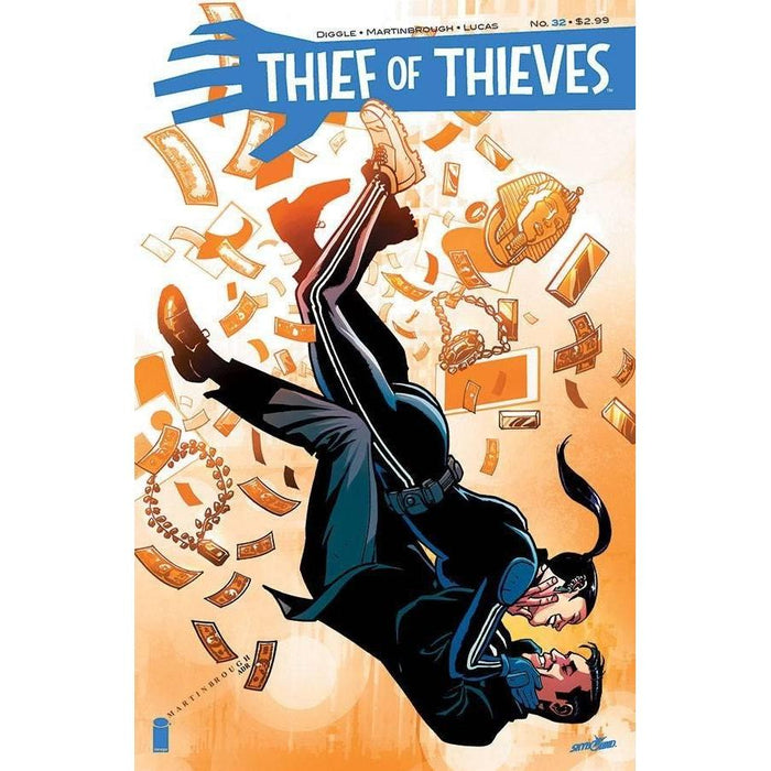 Thief Of Thieves #32-Georgetown Comics