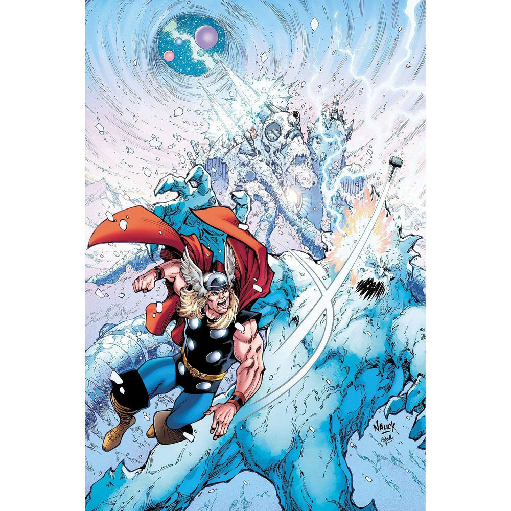 Thor Where Walk The Frost Giants #1-Georgetown Comics