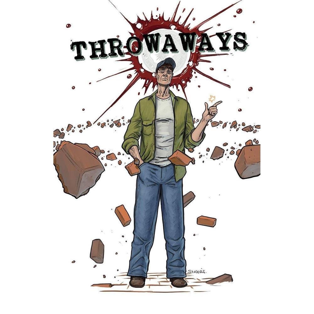 Throwaways #5-Georgetown Comics