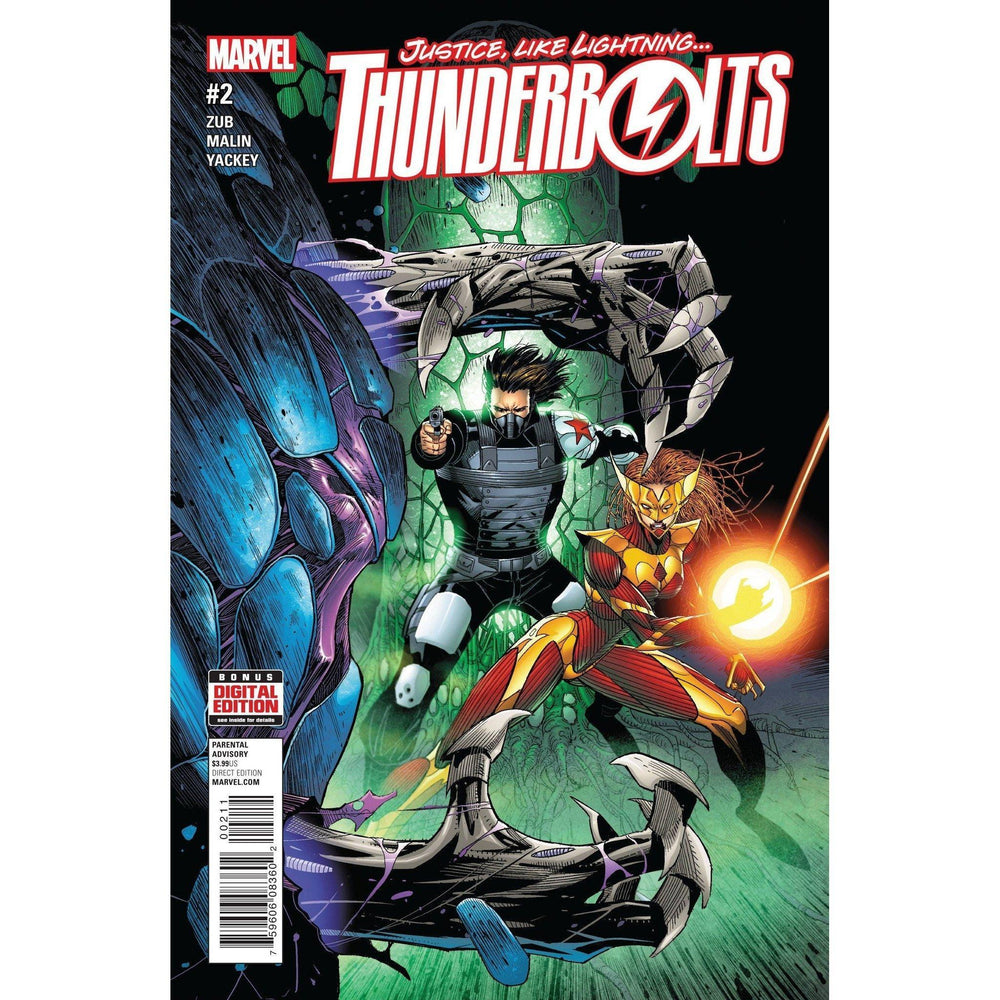 Thunderbolts #2-Georgetown Comics