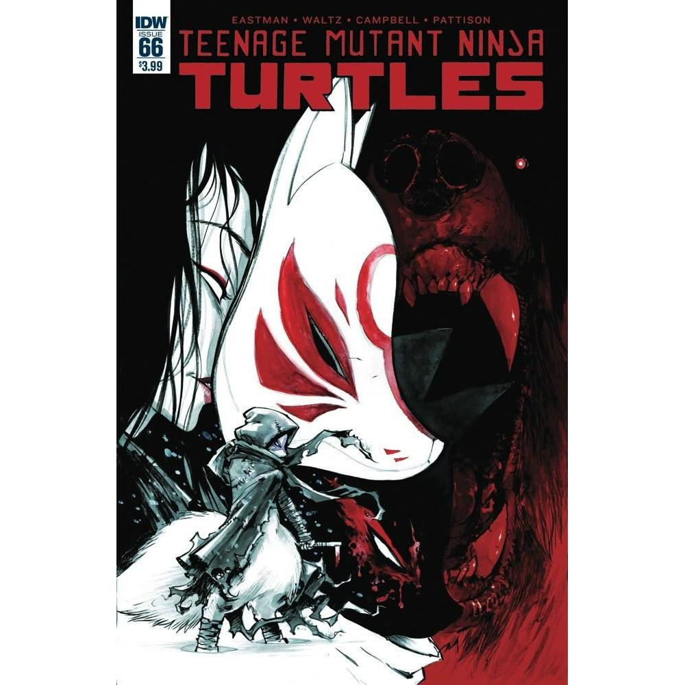 TMNT Ongoing #66-Georgetown Comics