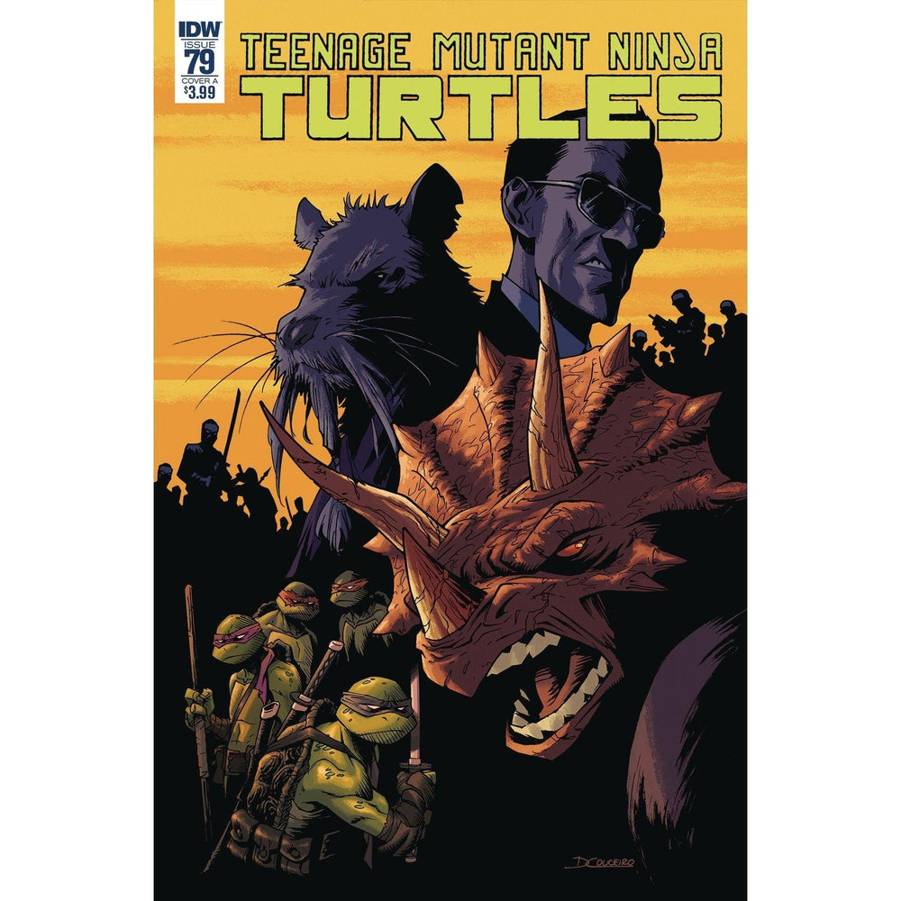 TMNT Ongoing #79 Cvr A Couceiro-Georgetown Comics