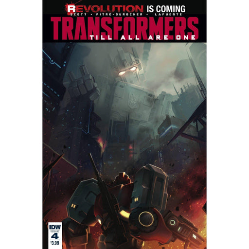 Transformers Till All Are One #4-Georgetown Comics