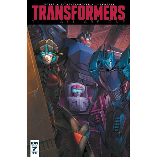 Transformers Till All Are One #7-Georgetown Comics