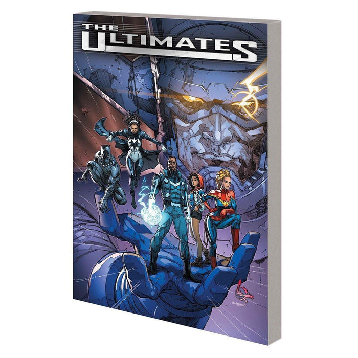 Ultimates Omniversal TP Vol 01 Start With Impossible-Georgetown Comics