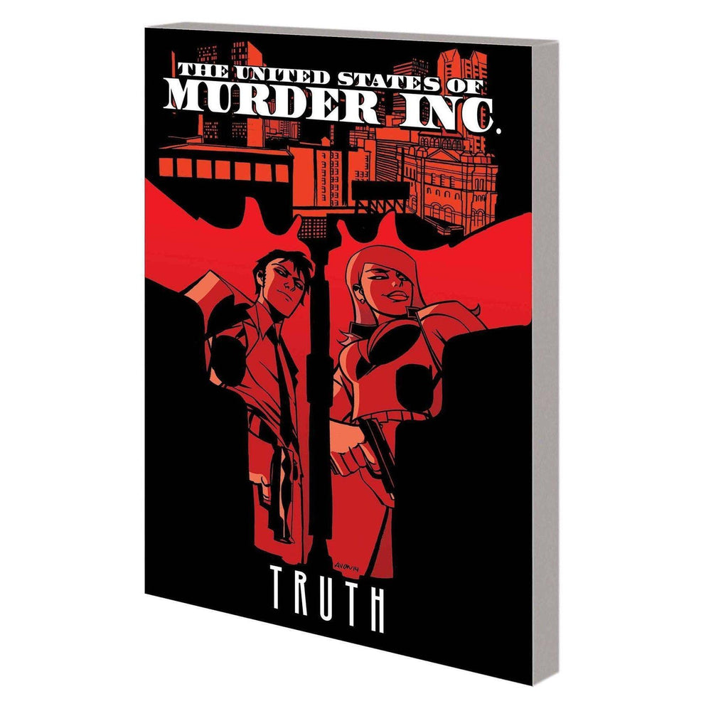 United States Of Murder Inc TP Vol 01 Truth (MR)-Georgetown Comics