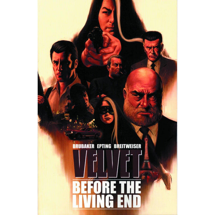 Velvet TP Vol 01 Before The Living End-Georgetown Comics