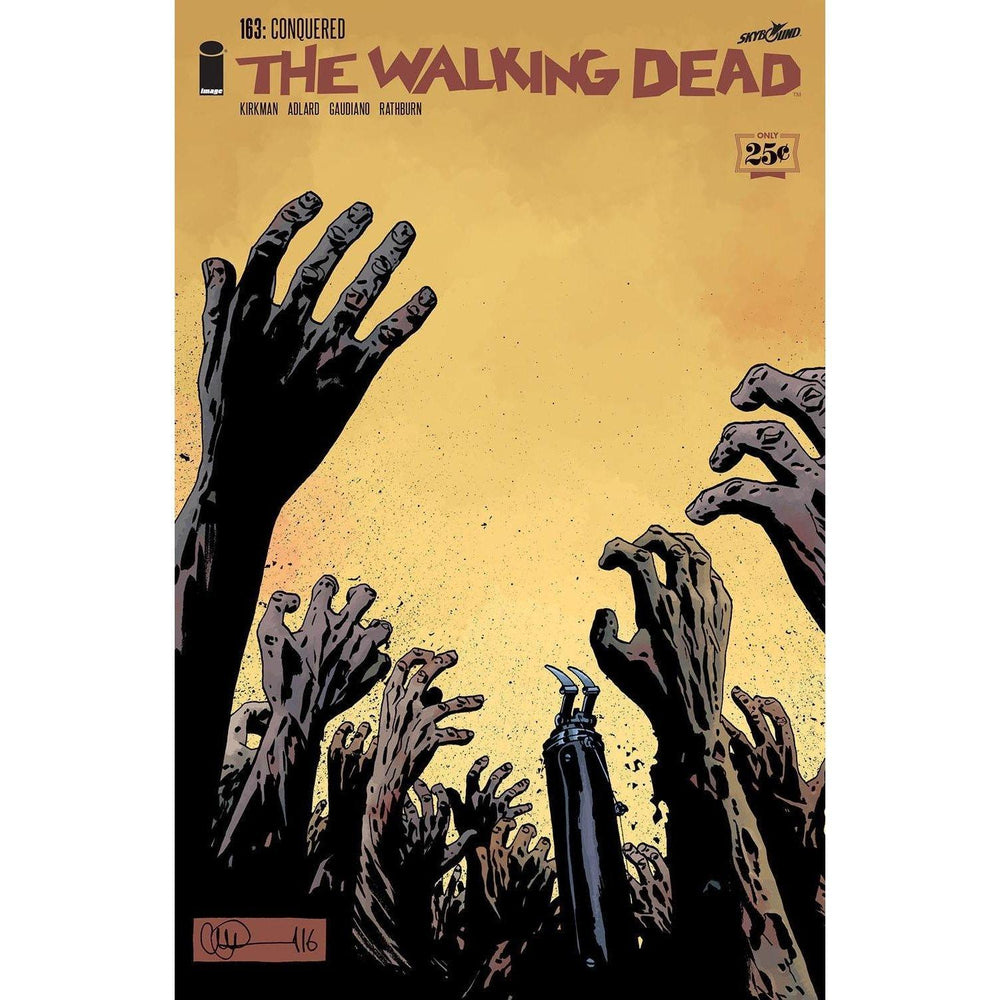 Walking Dead #163-Georgetown Comics