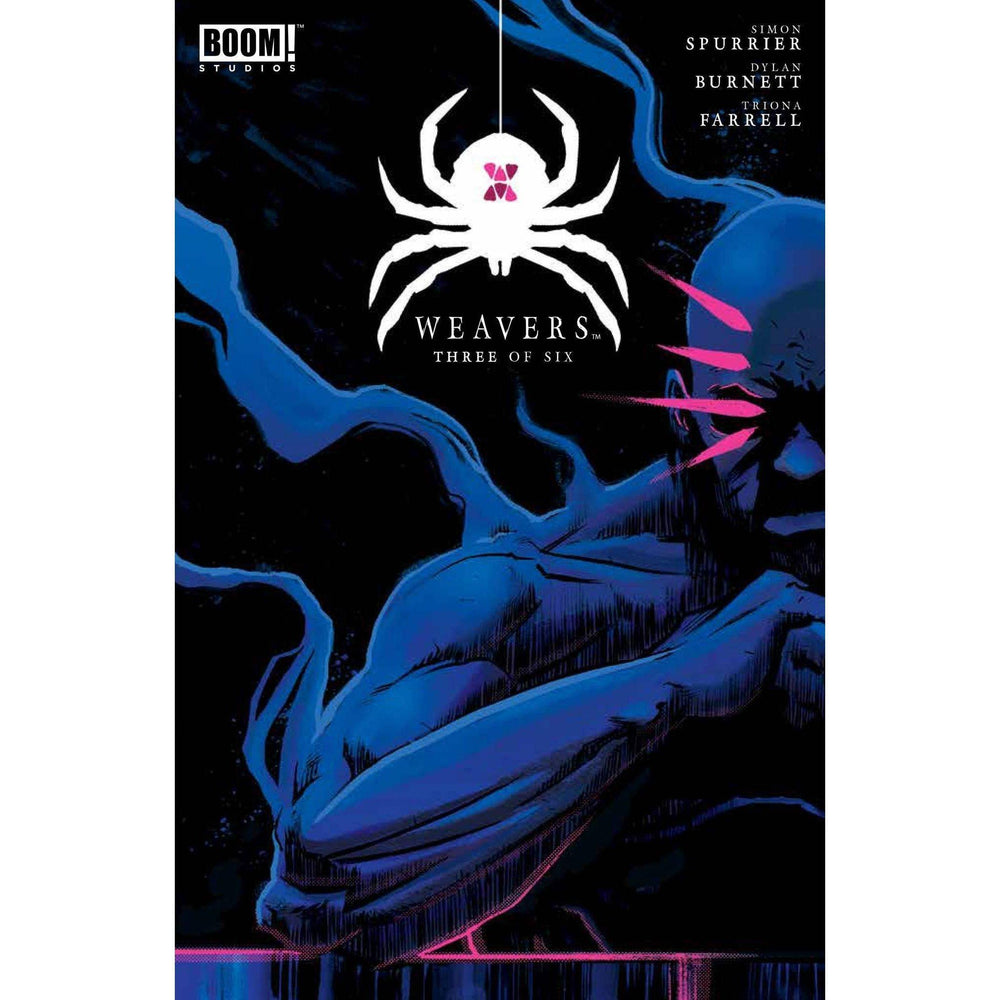 Weavers #3-Georgetown Comics