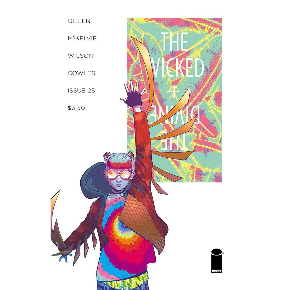 Wicked & Divine #25 Cvr A Mckelvie & Wilson (Mr)-Georgetown Comics