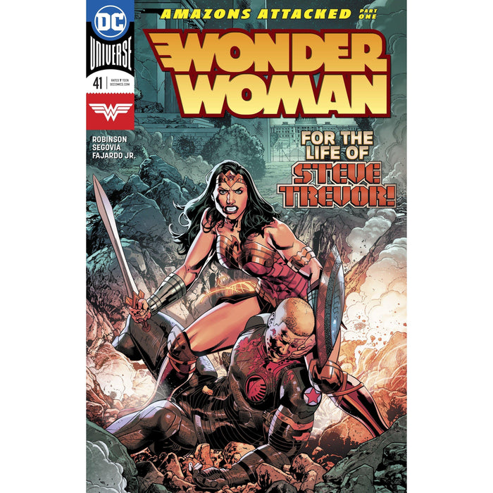 Wonder Woman #41-Georgetown Comics