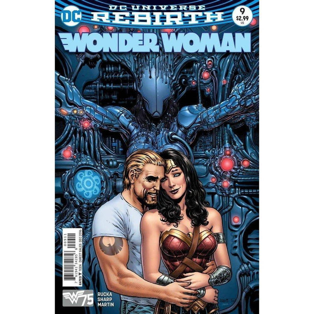 Wonder Woman #9-Georgetown Comics