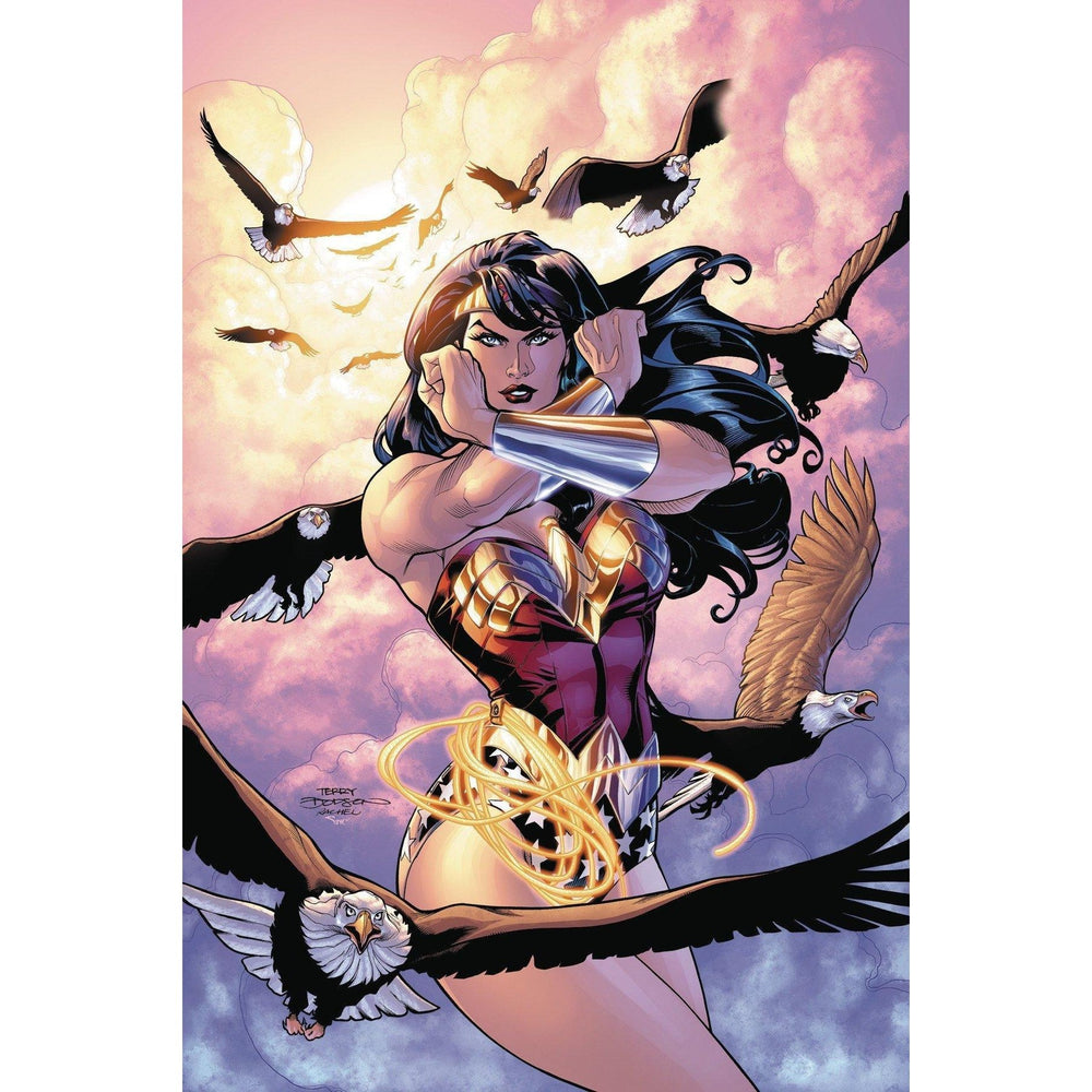 Wonder Woman Who Is Wonder Woman TP New Ed-Georgetown Comics