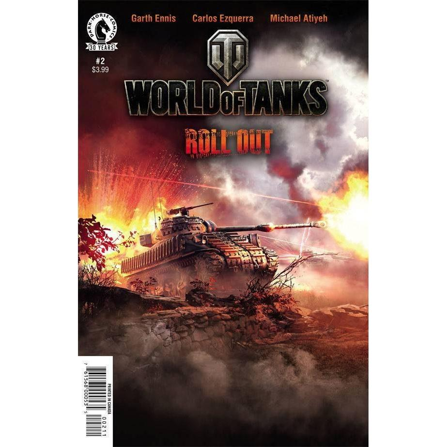 World Of Tanks #2-Georgetown Comics